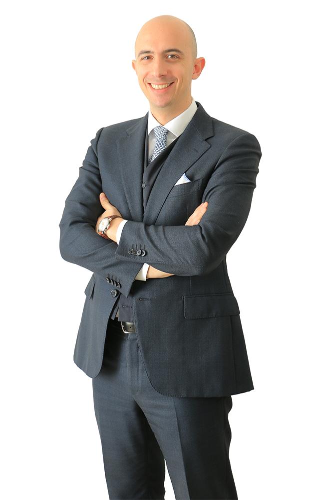 Avvocato Alessandro Nicolini - Avvocati Pugliese Studio Legale Genova
