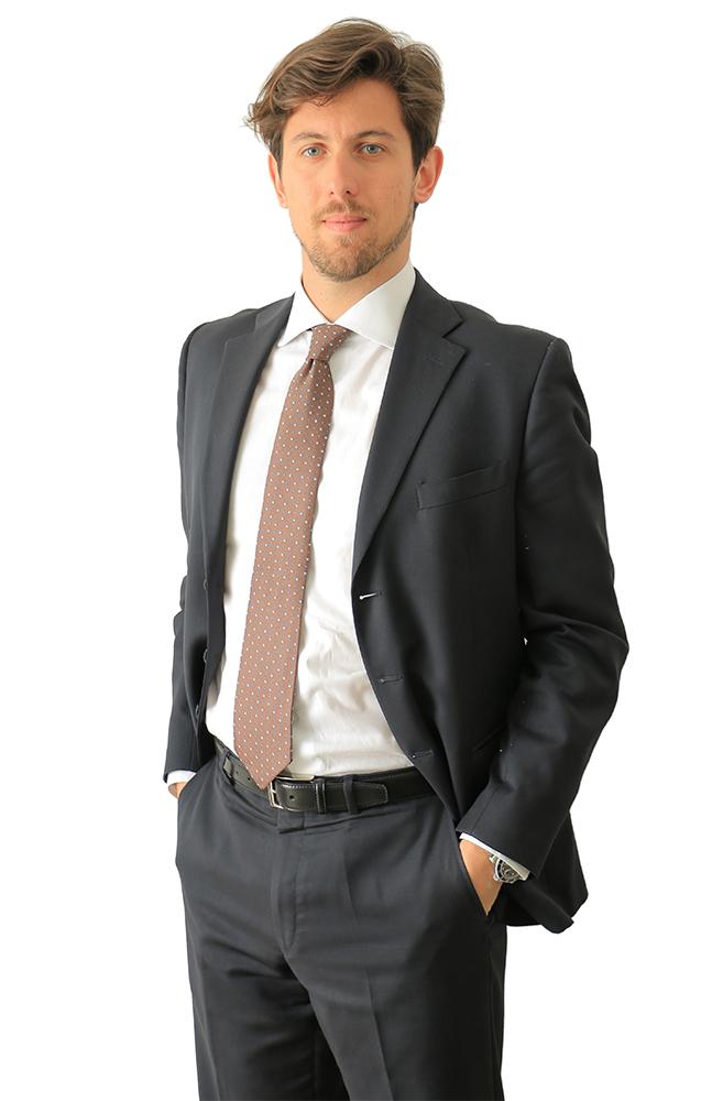 Avvocato Tommaso Melandri - Avvocati Pugliese Studio Legale Genova